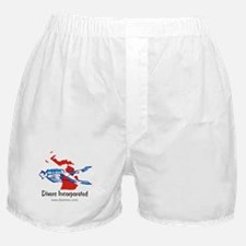 Divers Incorporated Boxer Shorts