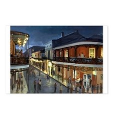 Unique New orleans Postcards (Package of 8)