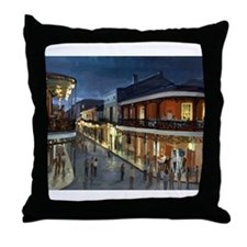 Cute New orleans Throw Pillow