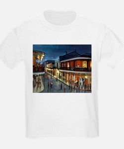 BourbonStreetNightime T-Shirt