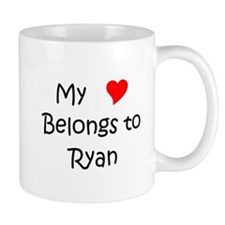 Unique Ryan Mug