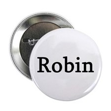 Robin - Personalized Button