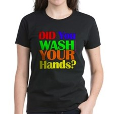 Washed Hands? (Colours) Tee