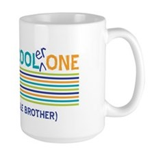 Cool(er) One Middle Brother Mug