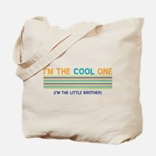 Cool One Little Brother Tote Bag