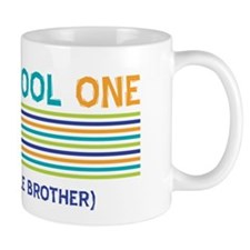 Cool One Little Brother Mug