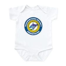 Cute Tsa Infant Bodysuit