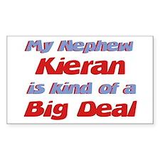 Nephew Kieran - Big Deal Rectangle Decal
