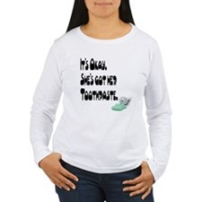 Toothpaste T-Shirt