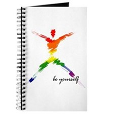 Gay Pride - Be Yourself Journal