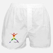 Gay Pride - Be Yourself Boxer Shorts