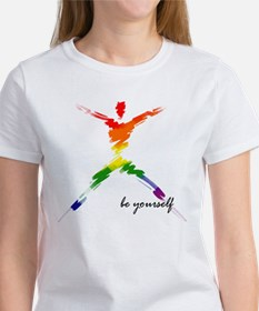 Gay Pride - Be Yourself Women's T-Shirt