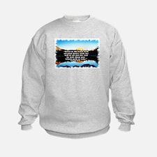 Seek His Will Sweatshirt