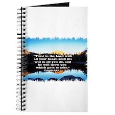 Seek His Will Journal