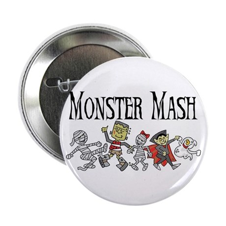 """Monster Mash 2.25"""" Button (10 pack)"""