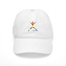 Gay Pride - Be Yourself Baseball Cap