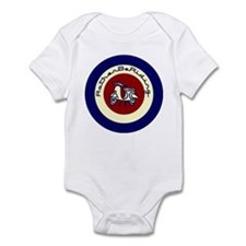Rather Be Riding Infant Bodysuit