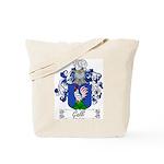 Galli Family Crest Tote Bag