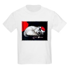 Sleeping Santa Claws T-Shirt