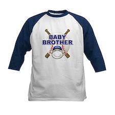 Baby Brother Baseball Tee