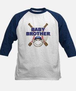 Baby Brother Baseball Tee
