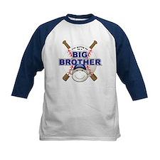Big Brother To Be Baseball Tee