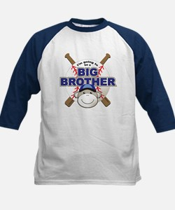 Big Brother To Be Baseball Tee