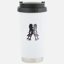 NBlkW NMrlW Lean Stainless Steel Travel Mug