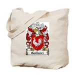 Gallucci Family Crest Tote Bag