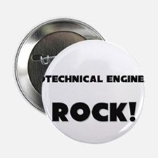 """Geotechnical Engineers ROCK 2.25"""" Button"""