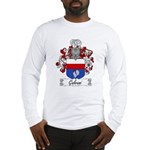 Galvani Family Crest Long Sleeve T-Shirt