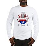 Galvani Family Crest Long Sleeve T-Shirt