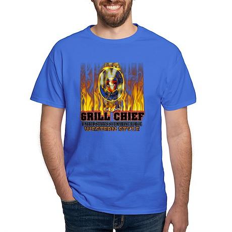 Corpus Christi Grilling Dark T-Shirt