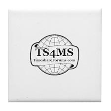 Cute Timeshareforums Tile Coaster