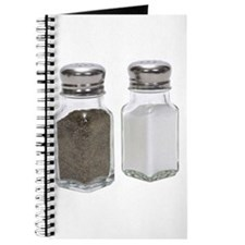 Some Salt & Pepper On Your Journal