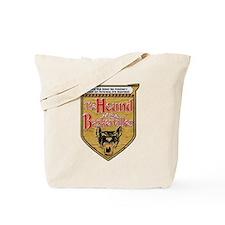 Hound of Baskervilles Tote Bag