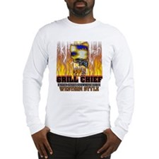 Nevada Grilling Long Sleeve T-Shirt