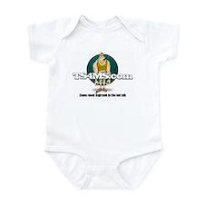 Cute Timeshare Infant Bodysuit