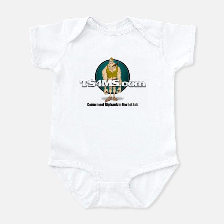 Cute Timeshares Infant Bodysuit