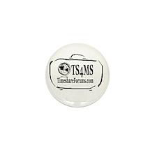 Cute Timeshare Mini Button (10 pack)