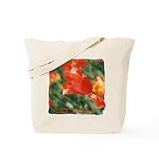 Memaw Tulips Tote Bag