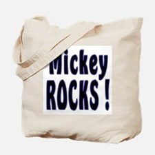 Mickey Rocks ! Tote Bag