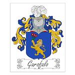 Garofalo Family Crest Small Poster