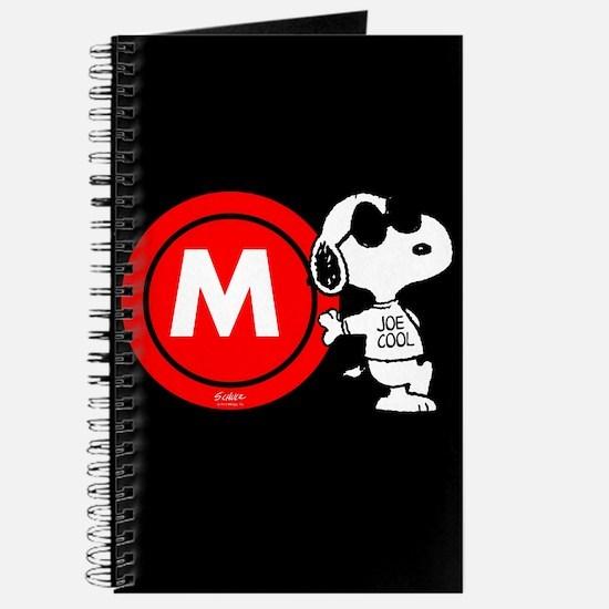 Joe Cool Monogram Journal