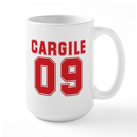 CARGILE 09 Large Mug
