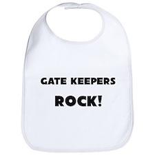 Gate Keepers ROCK Bib