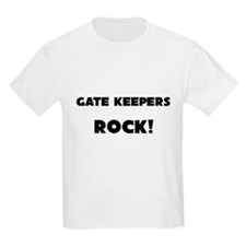 Gate Keepers ROCK T-Shirt