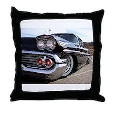 1958 Chevrolet - Throw Pillow