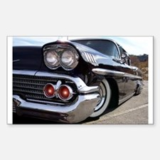 1958 Chevrolet - Rectangle Decal