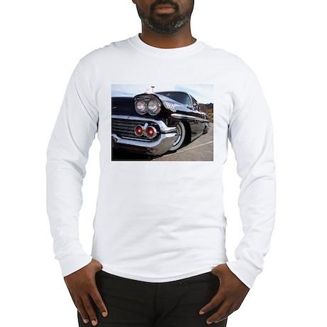 1958 Chevrolet - Long Sleeve T-Shirt